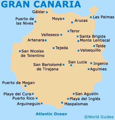 Accessible Hotels for Disabled Wheelchair users in Gran Canaria