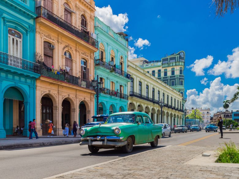 Accessible Hotels for Disabled Wheelchair users in Havana, Cuba