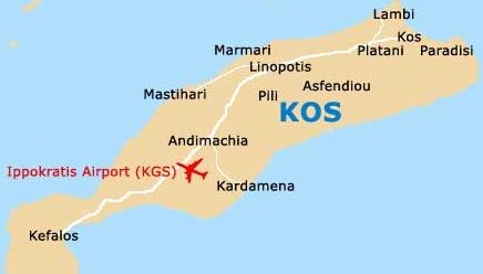 Accessible Hotels for Disabled Wheelchair users in Kos, Greece