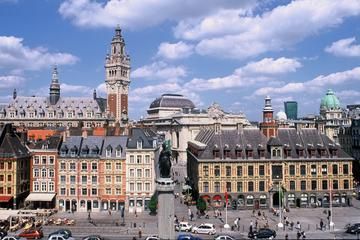 Accessible Hotels for Disabled Wheelchair users in Lille, France