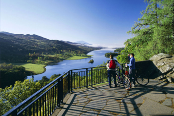 Holiday Ideas for Disabled in Perth & Kinross