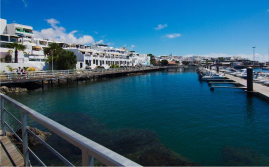 Disabled friendly accommodation in Puerto Del Carmen, Lanzarote