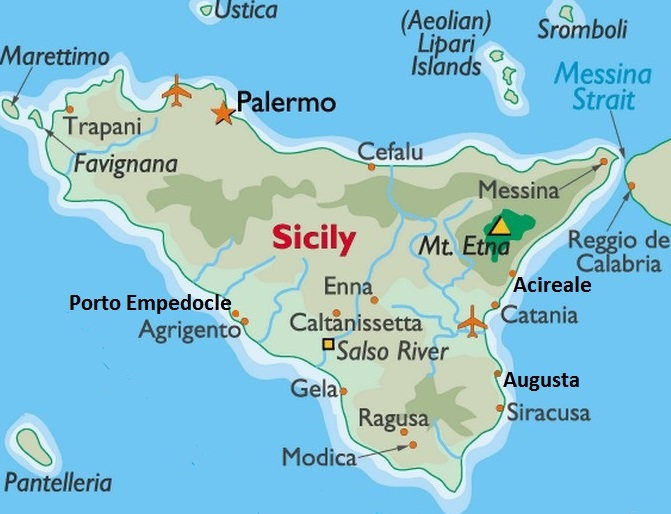 Accessible Hotels for Disabled Wheelchair users in Sicily, Italy