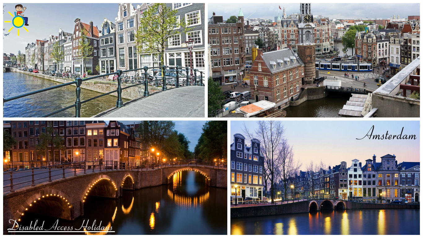 Disabled Holidays In Amsterdam Netherlands