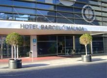Disabled Holidays - Barcelo Malaga Hotel, Malaga, Costa Del Sol, Spain