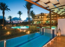 Disabled Holidays - Constantinou Bros Asimina Suites, Paphos, Cyprus