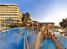 Disabled Holidays - Ixia, Rhodes - Amathus Beach Hotel