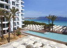 Disabled Holidays - Garbi Aparthotel Hotel Majorca