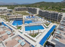 Disabled Holidays - Viva Zafiro Alcudia & Spa Hotel  Majorca