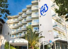 Disabled Holidays - Agua Beach Majorca