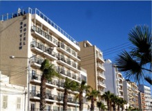 Disabled Holidays - Bay View Hotel, Silema -  Malta