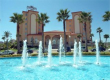 Disabled Holidays - Gran Hotel Hacienda, La Pineda, Costa Dorada, Spain