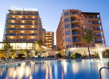Disabled Holidays - Amaragua Hotel, Torremolinos, Costa Del Sol, Spain