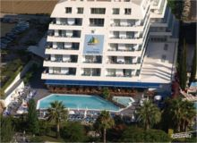 Disabled Holidays - Montemar Maritim, Costa Brava, Santa Susanna, Spain