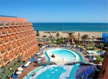 Disabled Holidays - Protur Roquetas Hotel & Spa Roquetas del Mar, Costa Almeria, Spain
