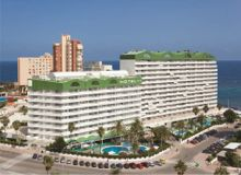 Disabled Holidays - Hotel Roca Esmerelda, Calpe, Spain