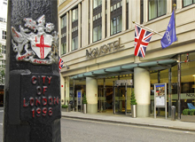 Disabled Holidays - Hotel Novotel London Tower Bridge - London