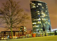 Disabled Holidays - London Marriott Hotel West India Quay - London