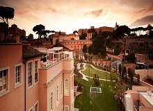 Disabled Holidays - Gran Melia Villa Agrippina - Rome, Italy
