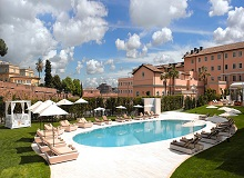 Disabled access holidays wheelchair accessible for Gran melia rome villa agrippina