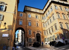 Disabled Holidays - Nerva Boutique Hotel, Rome, Italy