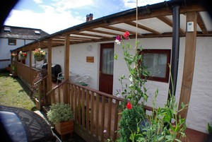 Disabled Holidays - Lochhouse Farm Cottages - Moffat, Dumfries
