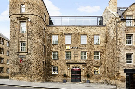 Disabled Holidays - Aparthotel Adagio Edinburgh Royal Mile - Edinburgh City Centre, Edinburgh