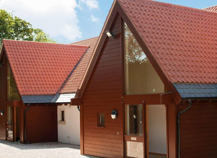 Disabled Holidays - Drummochy Lodge, Lundin Links, Fife, Scotland