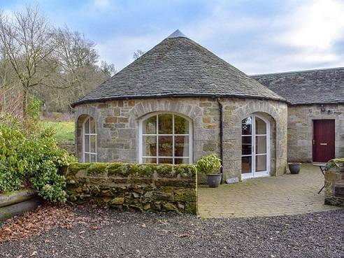 Disabled Holidays - Horsemill Cottage, Kelty, Fife, Scotland