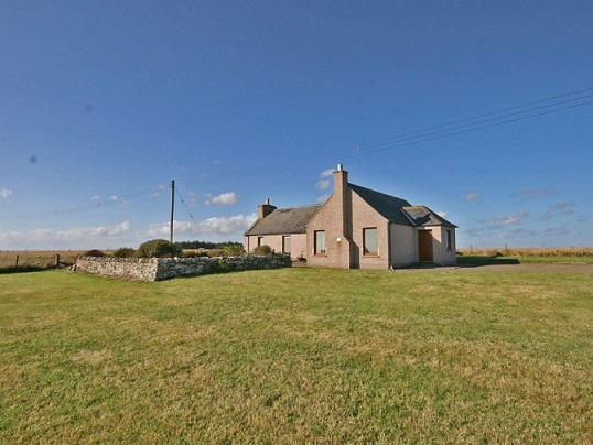 Disabled Holidays - Caithness Croft, North Keiss, Caithness, Scotland