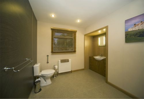 Holidays For The Disabled With A Wet Room