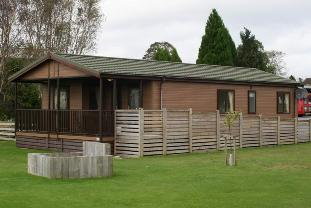 Disabled Holidays - Willow Chalet - Tralee Bay Holidays, Oban, Argyll & Bute, Scotland