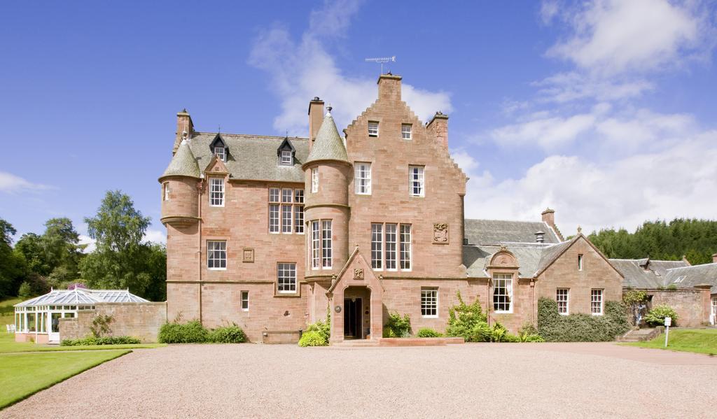 Scottish Highlands For Holidays In Scotland Disabled Cringletie House Hotel Border Bles