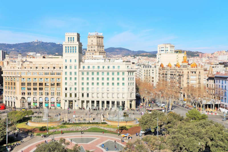 Disabled Holidays - Iberostar Paseo de Gracia - Spain