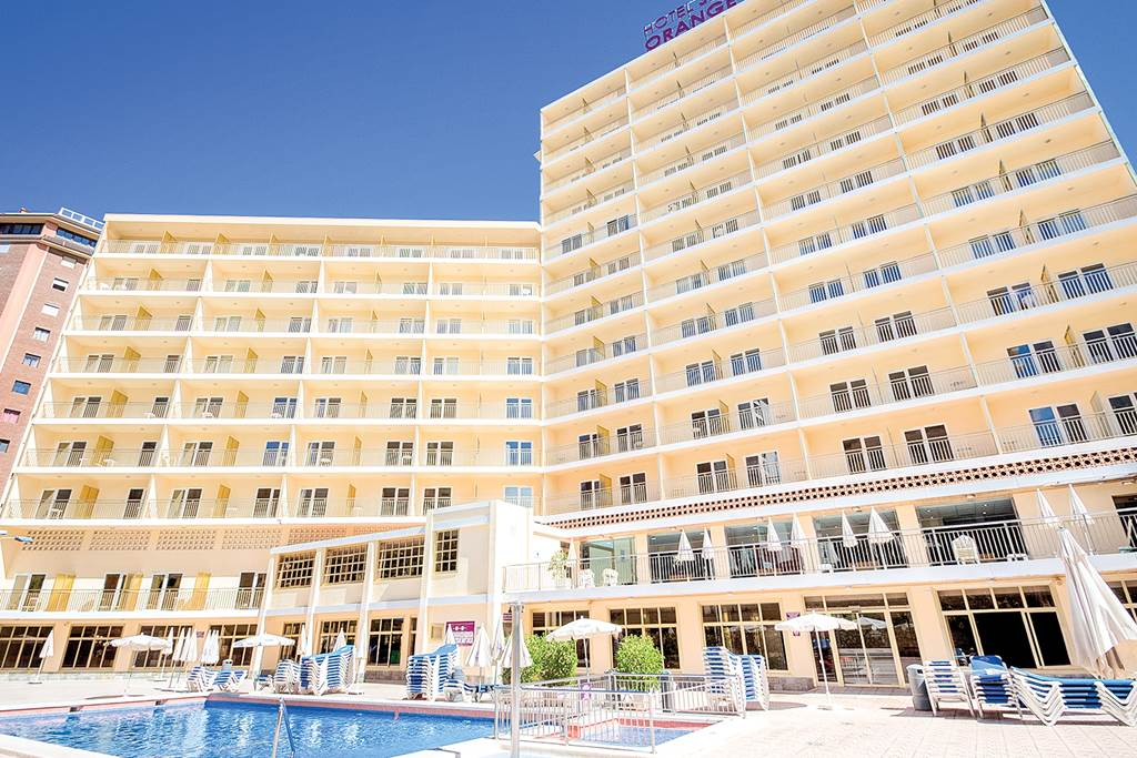 Disabled Holidays - Servigroup Orange, Benidorm, Spain