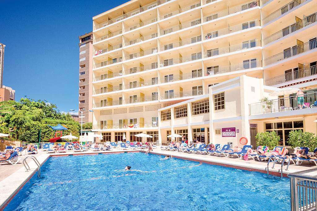 Disabled Holidays - Servigroup Hotel Orange, Spain
