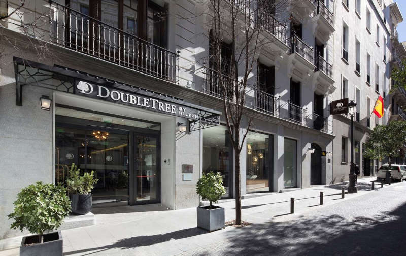 Disabled Holidays - DoubleTree by Hilton Madrid-Prado - Spain