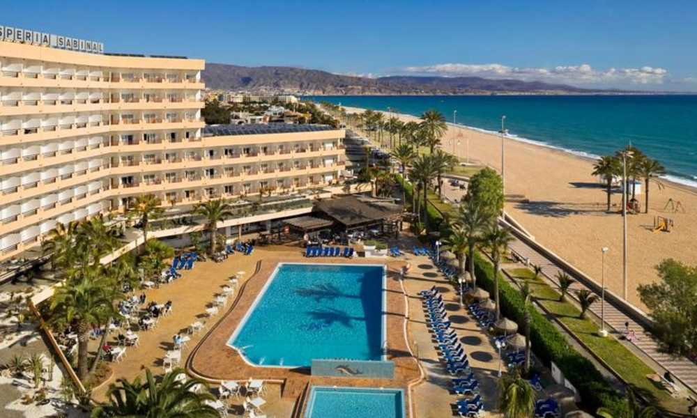 Disabled Holidays With Pool Hoists In Roquetas De Mar
