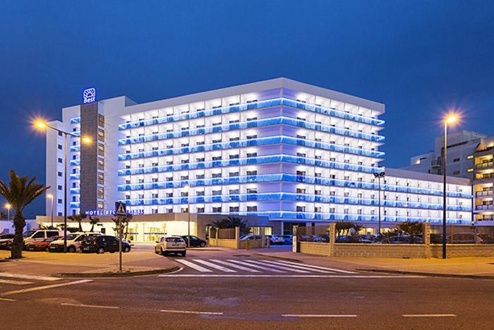 Costa Almeria Hotel Best Roquetas