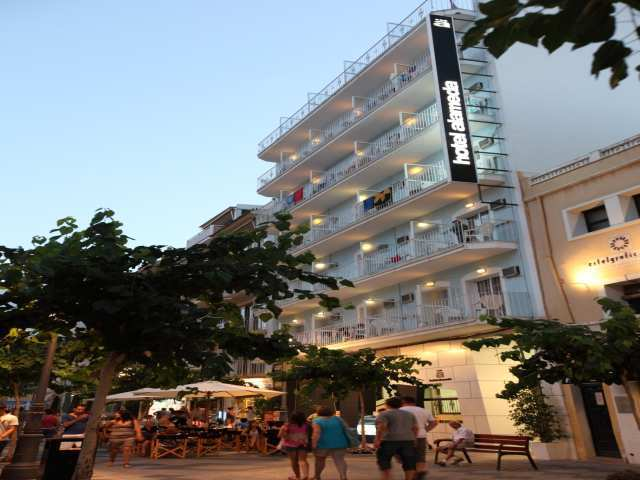 Disabled Holidays - Hotel Alameda - Spain