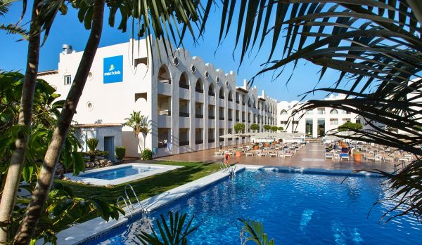Disabled Holidays - Hotel Pez Espada, Spain