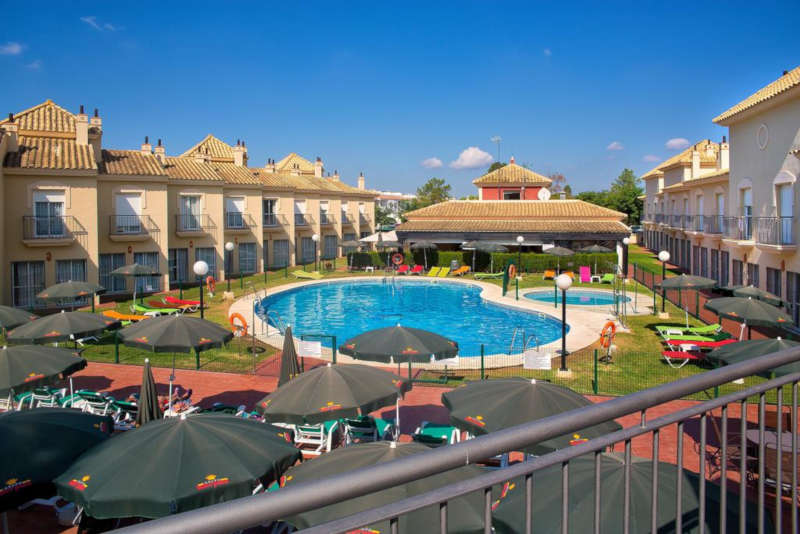 Disabled Holidays - Interpass Golf Playa Country Club - Costa De La Luz, Spain