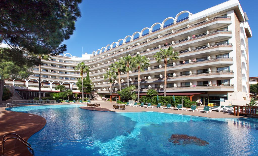 Disabled Holidays - Golden Port Salou Hotel & Spa, Costa Dorada, Spain