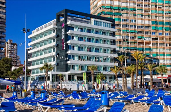 Disabled Holidays - Hotel Brisa, Benidorm, Spain