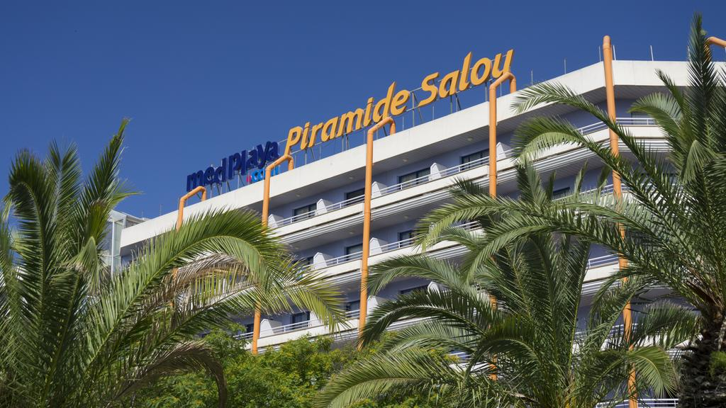Disabled Holidays - Hotel Medplaya Piramide, Spain