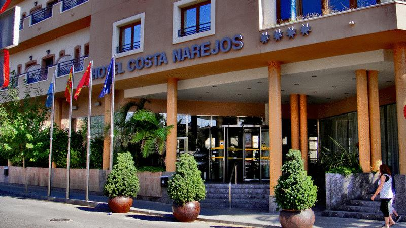 Disabled Holidays - Costa Narejos Hotel, Los Alca¡zares, Murcia, Costa Calida, Spain