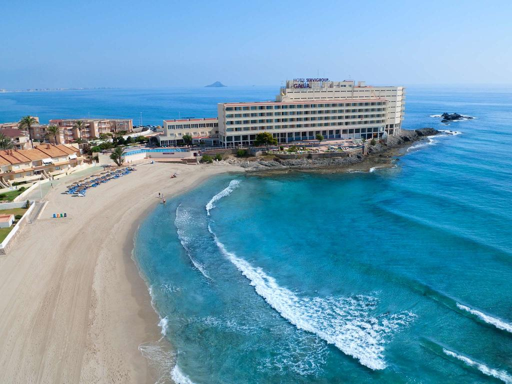 Disabled Holidays - Servigroup Galua Hotel, La Manga del Mar, Murcia, Costa Calida, Spain