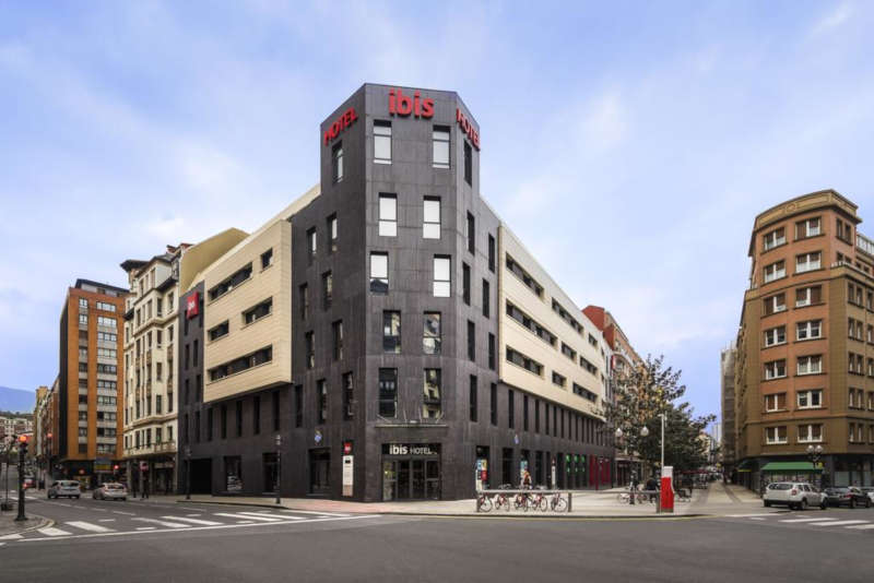 Disabled Holidays - Ibis Bilbao Centro Hotel - Spain