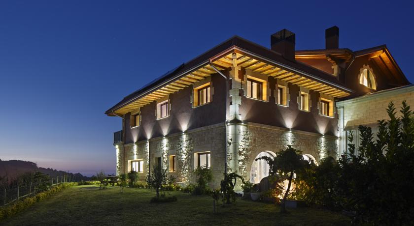 Hotel Rural Gaintza, Getaria, San Sebastian, Spain