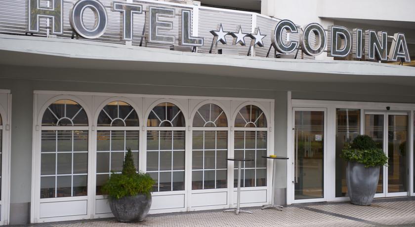 Hotel Codina, San Sebastian, Spain